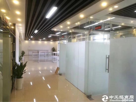 横岗塘坑地铁站楼上精装带办公室1150平米招租