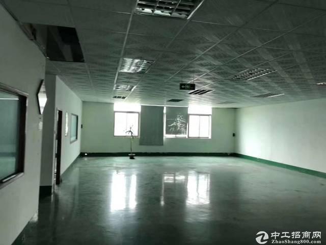镇隆甘陂新出原房东楼上精装修厂房2500平.