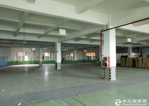 长安镇厦岗村出租一楼1180平方 可做仓库能进大货车