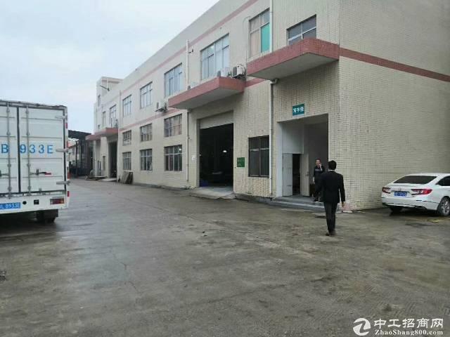 秋长白石工业园原房东出租一二楼3650平方(可分租)