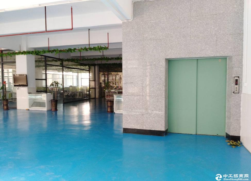 惠阳秋长原房东厂房3楼1050平,带j精装修现成水电