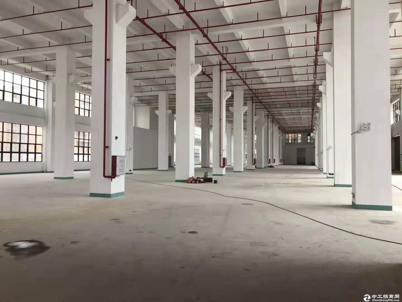 秋长原房东厂房5300平红本现成行车水电齐全