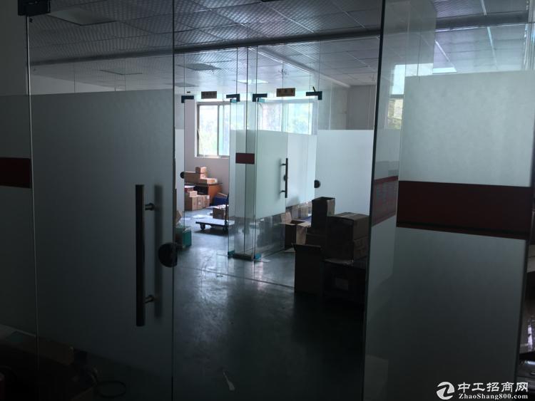 [西乡厂房]西乡航程大道边地铁口700平带办公室