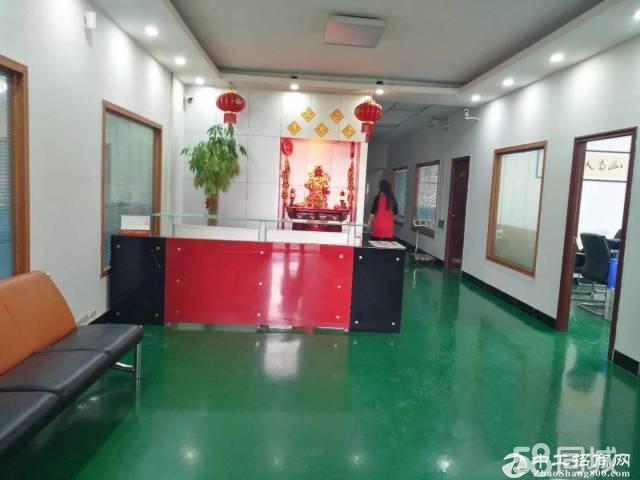平湖华南城独院厂房仓库20000平米出租无公摊