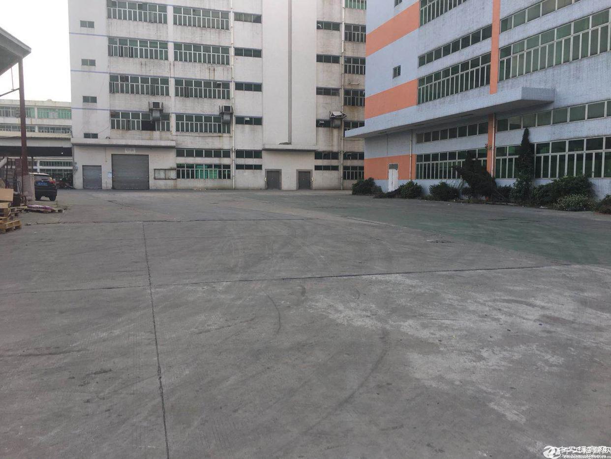 石岩松白路旁大型物流仓库出租5000平米