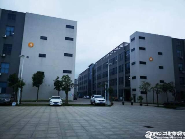 大工业区红本厂房4层每层2000平出租