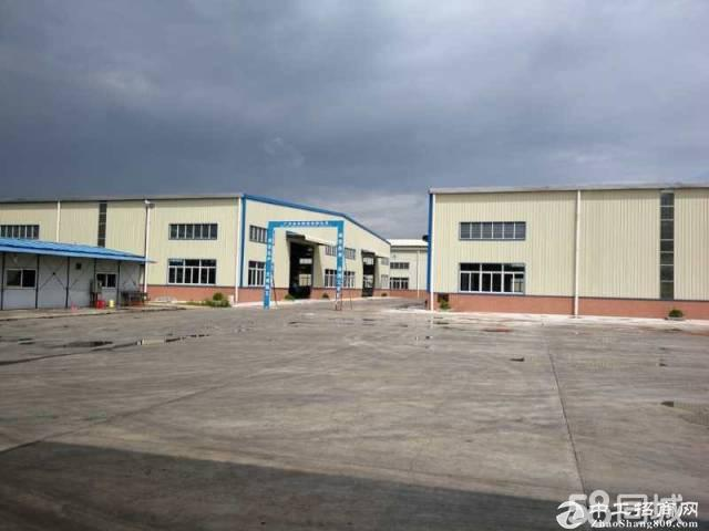 (出租) 明珠工业园20000方厂房仓库楼层大小分租