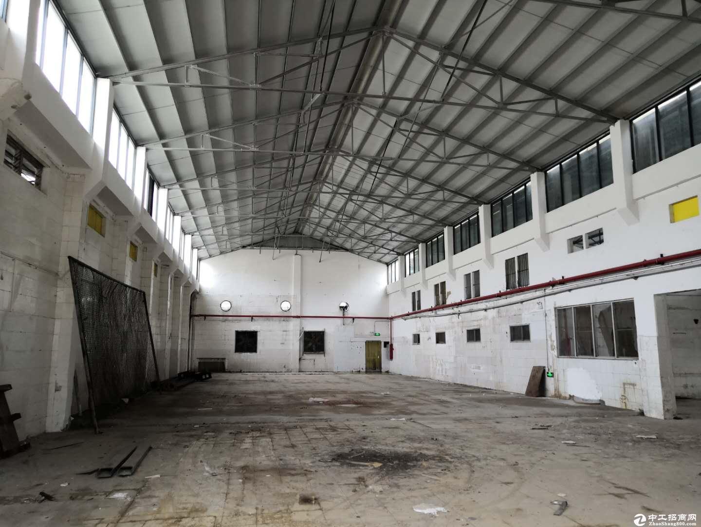 南沙区东涌镇6000方简易厂房、配电大、独门独院,一手房东你还在等啥