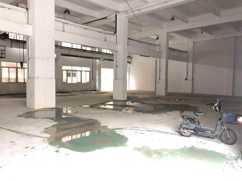 长安沙头一楼厂房带行车800平方 主线到位采光好过环评