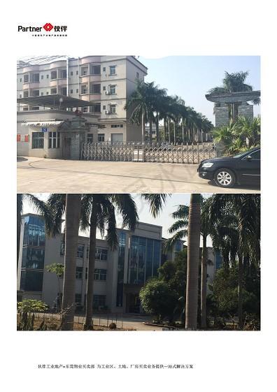 深圳后花园东莞 临深区域 一万平方米以上  国有证红本厂房出售推荐-图6