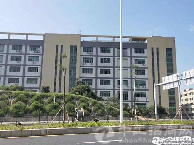 石岩石龙仔原房东厂房精装修整层2200平带红本招租