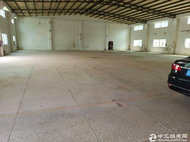镇隆工业园新出独栋钢构1100平米.