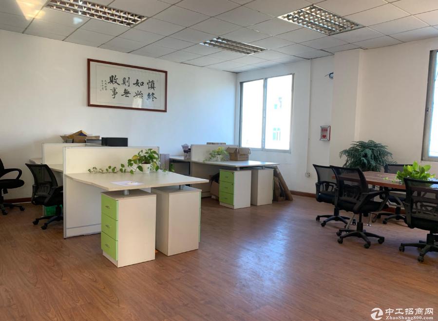 布吉丹竹头3楼精装修1000平米出租电子电商类福音