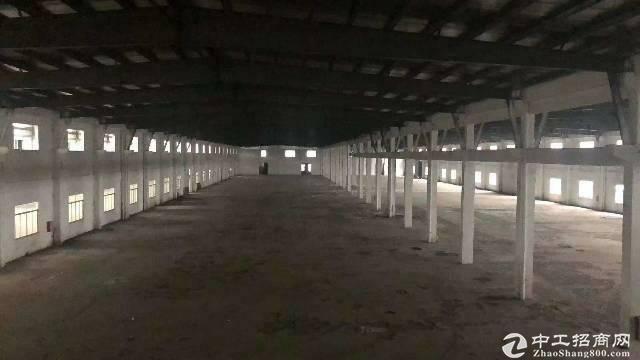 天河龙洞独门独院单一层厂房仓库招租空地超大适合物流