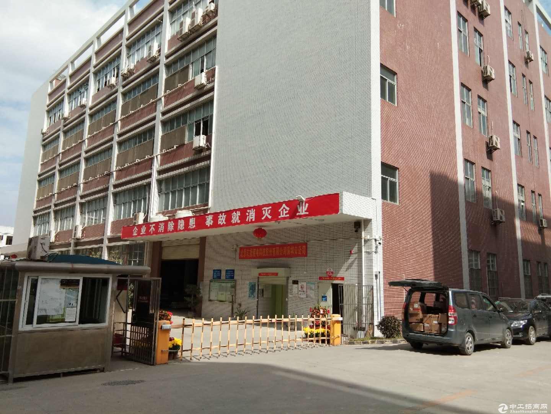 石岩新出红本独院12500平方厂房出租!