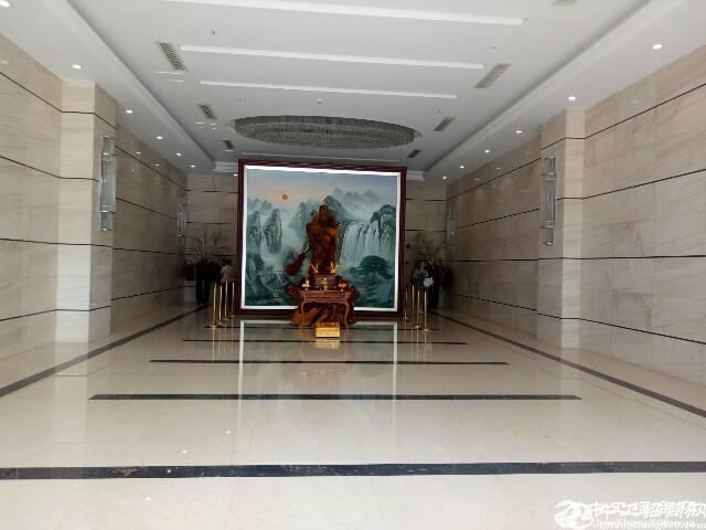 光明南光高速出口红本整层3800平米厂房出租精装修