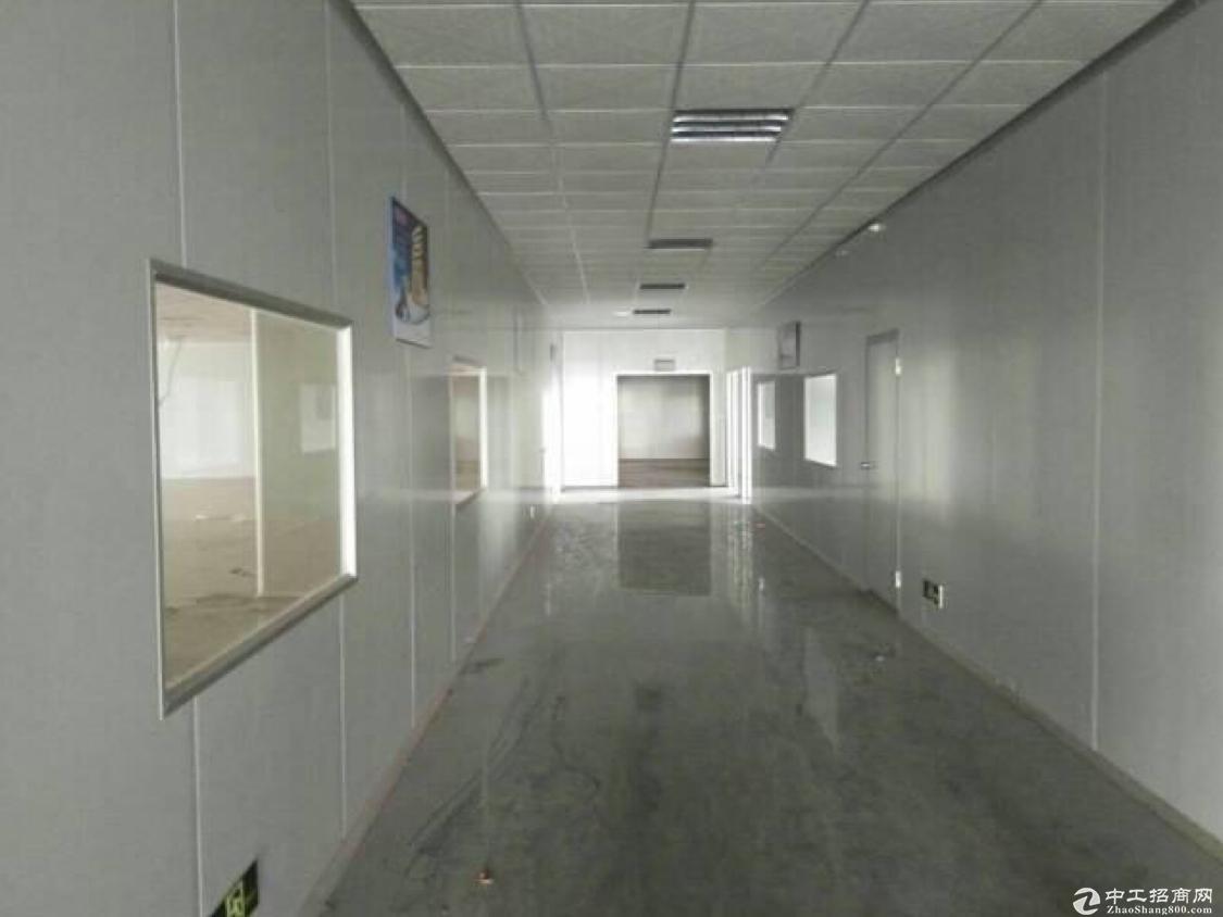 黄埔荔联2000平带装修厂房出租,主干道旁交通方便,可办环评可分租