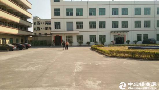 中堂国有双证厂房诚意出售空地大可建面积大