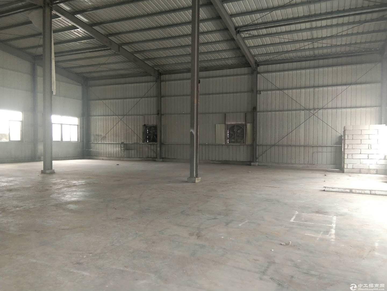 塘厦镇清湖头新空出钢构厂房580平米高7米-图5