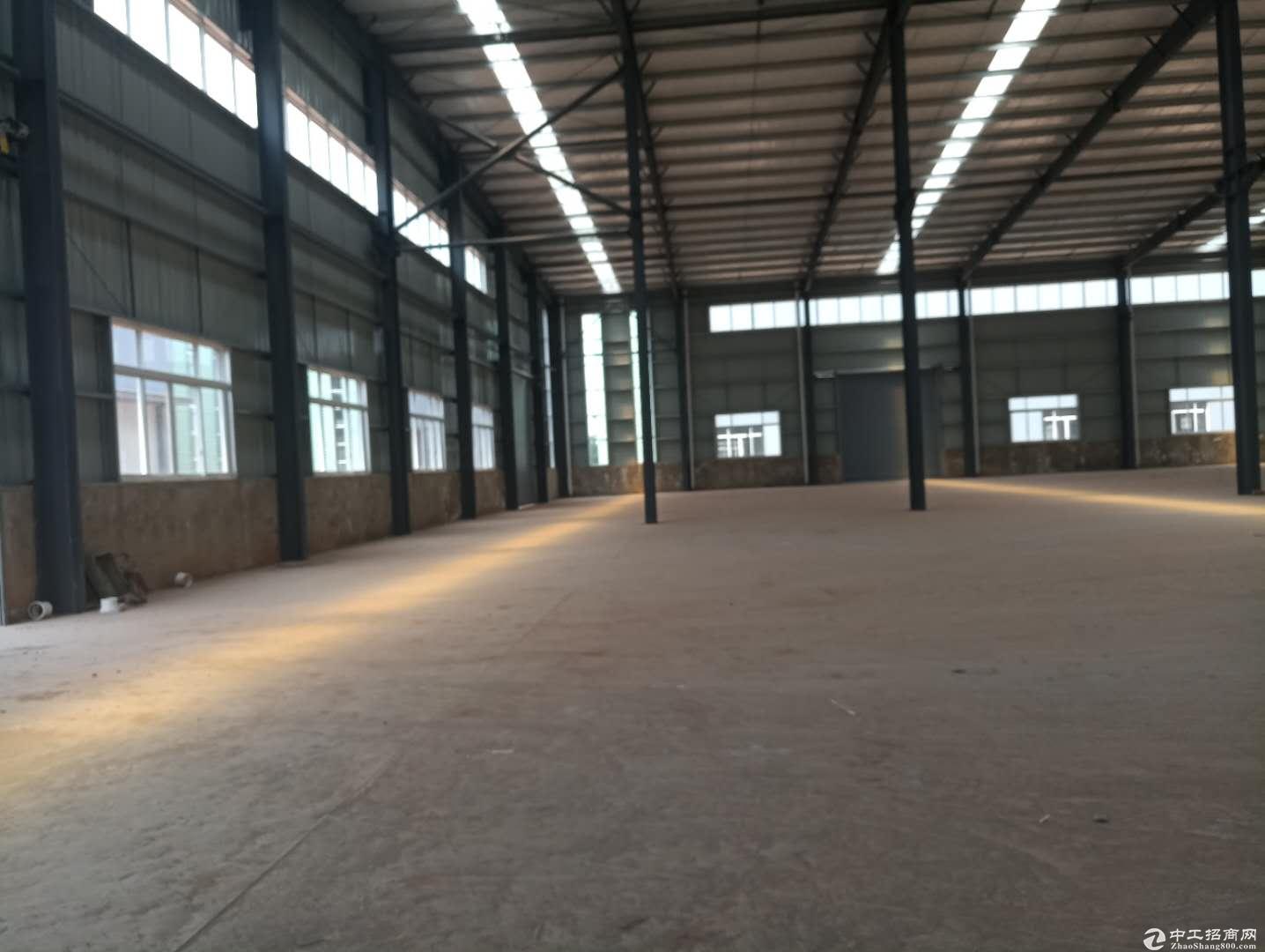独栋现房厂房出售总共24000平可分割每栋4600平