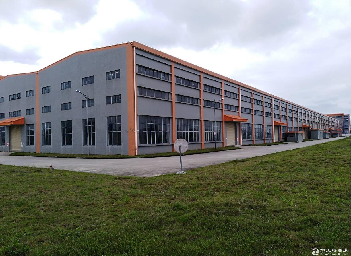 (优质厂房)坪山区滴水位15米高单层重工业厂房招租可分租