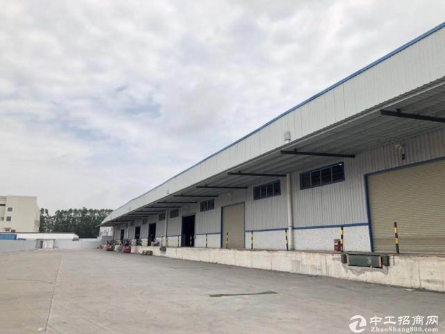顺德容桂华口工业区800平方简易厂房仓库出租,形象好价格低