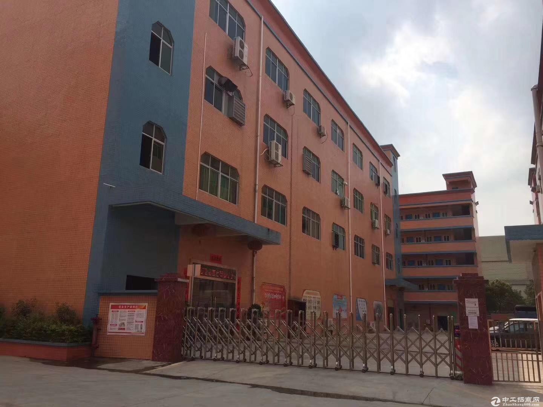 公明红星村第四工业区2万平方厂房仓库出租200起分