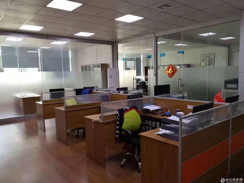 公明红星村第四工业区2万平方厂房仓库出租200起分-图12