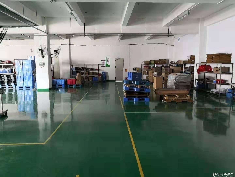 公明红星村第四工业区2万平方厂房仓库出租200起分-图11