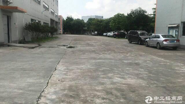 原房东标准厂房仓库5682平方有证可办环评