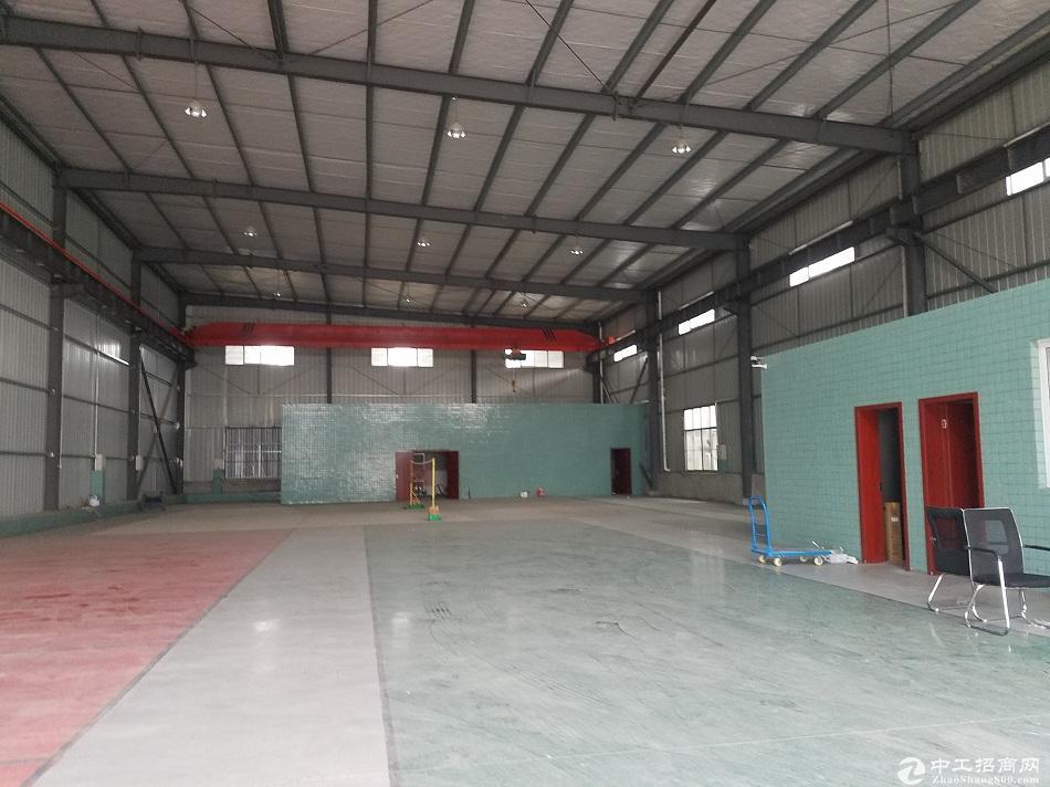 龙泉1170平米独栋带5吨行车独栋厂房出租-图2