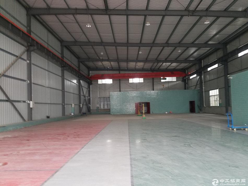 龙泉1170平米独栋带5吨行车独栋厂房出租