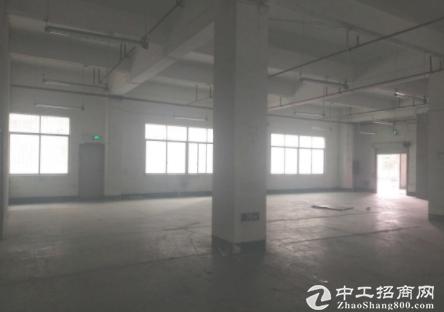 (出租) 布吉1一5层单层430平花园式厂房仓库出租