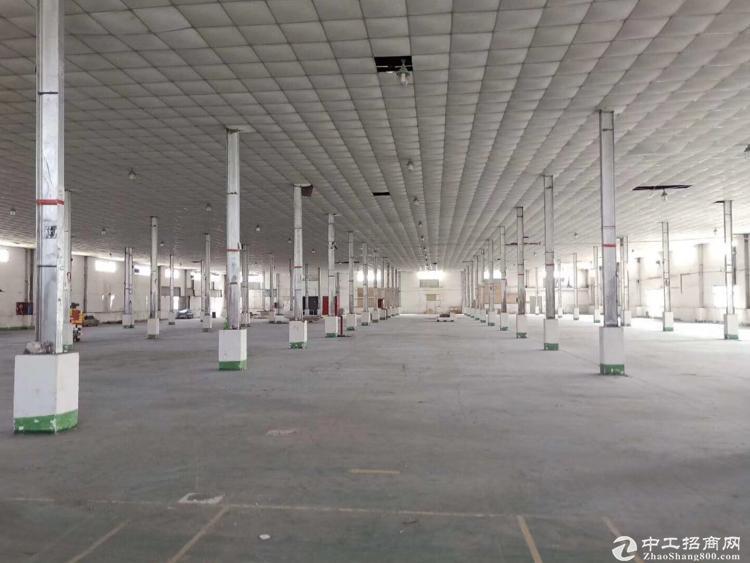 深圳龙华清湖现出红本物流仓库厂房20000平价格优惠大小可分