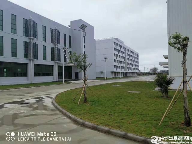 榄核园区23000平方单一层钢构重工业首选有研发办公楼
