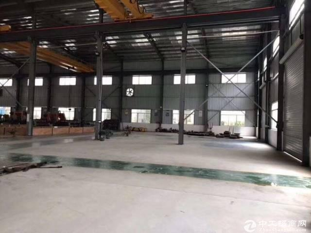 横岗六约新出丙二类消防食品监管仓库7000平出租