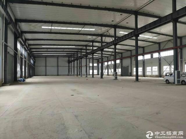 东西湖厂房5000㎡钢构,可作加工、仓库整租,分租均可