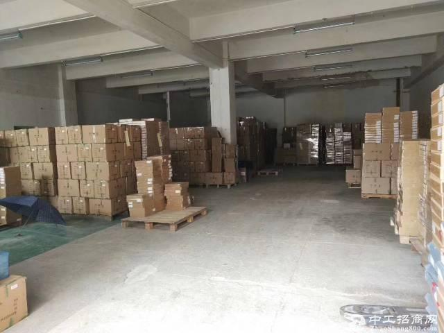 龙岗平湖华南城旁标准厂房1楼500平出租-图2