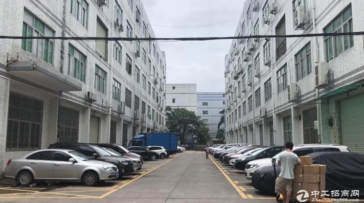 横岗228工业区楼上1000平带装修合同5年
