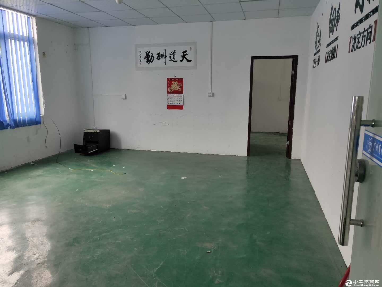 黄埔南岗精装修厂房720平米,水电齐全拎包入住!