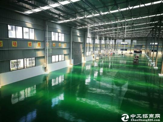 东西湖 常青厂房5000㎡钢构,可作加工、仓库整租,分租均可