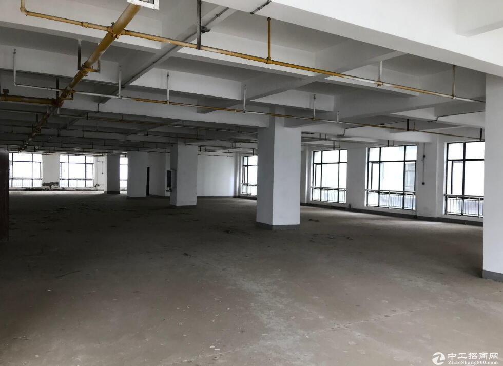 黄陂临空区,二楼2500平全新厂房,可贷款