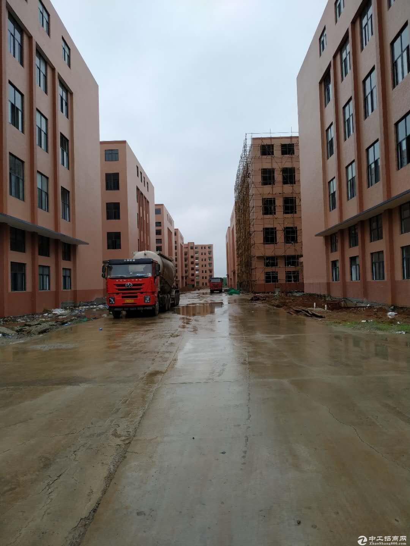黄陂临空区,二楼2500平全新厂房,可贷款-图2