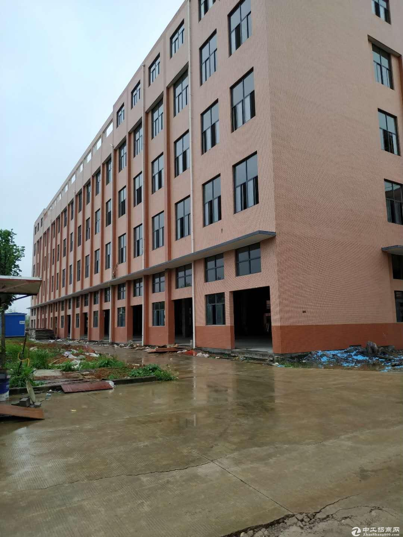 黄陂临空区,二楼2500平全新厂房,可贷款-图3