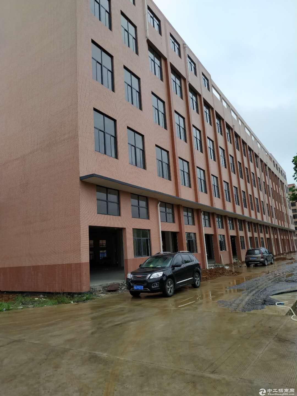 黄陂临空区,二楼2500平全新厂房,可贷款-图4