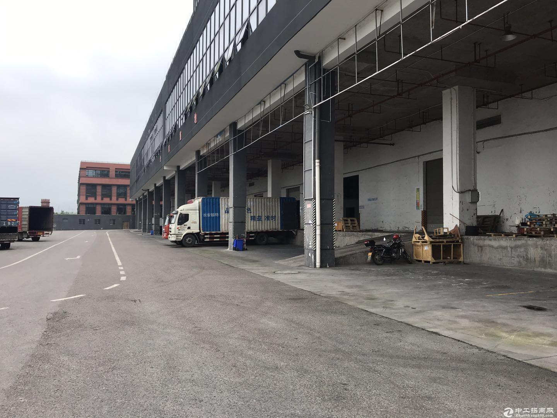 渝北 空港 标准仓库 有卸货平台 电商基地-图2