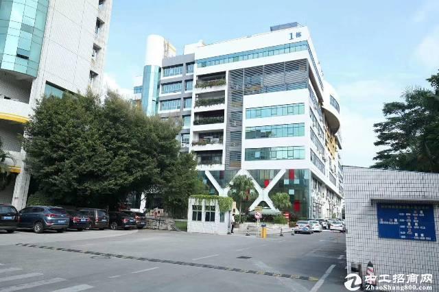 南山西丽茶光附近业主直租750平米办公厂房招租(可分租)