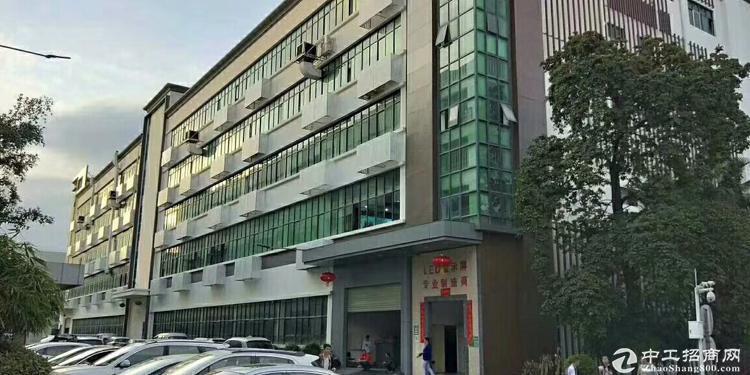 龙华大浪商业中心现出红本独栋厂房5万平1000平起分可整租