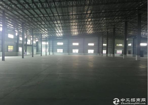 大朗物流仓库的福音,总面积11000平,可分租