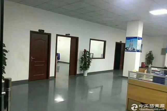 惠州博罗杨村村委独院(带红本)2层4800平方厂房出租